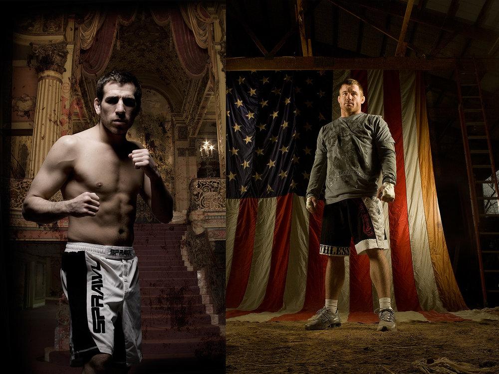 Kenny Florian / Matt Hughes