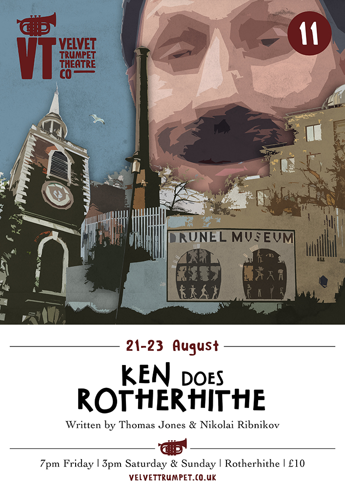 Ken Does Rotherhithe