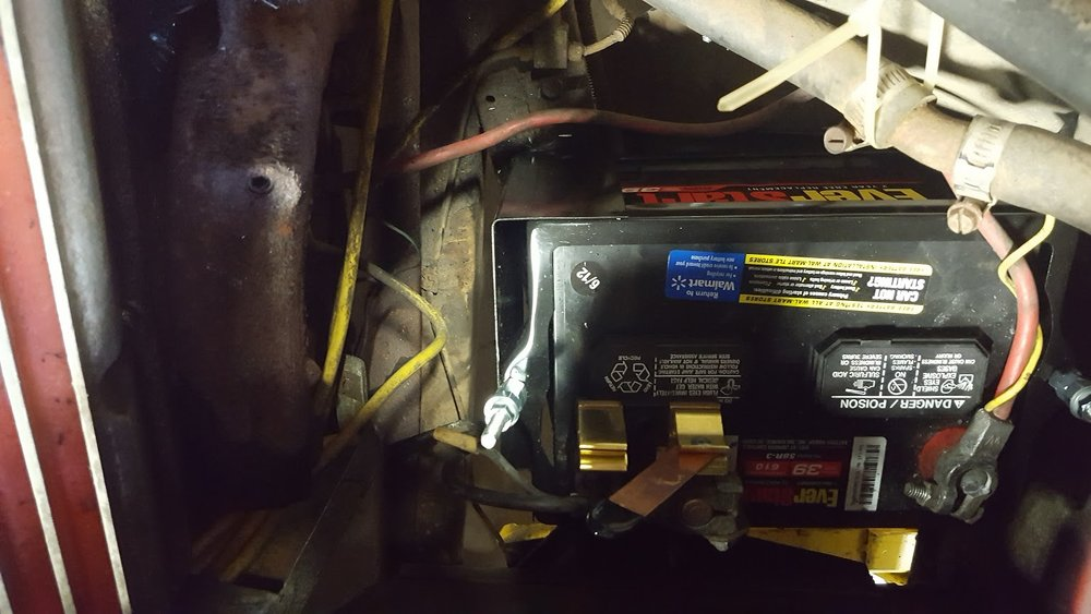 Careful inspection of wiring throughout is critical as rodents can cause major damage that undetected can be very problematic and even dangerous.