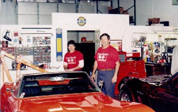Jim y Jim en 1990