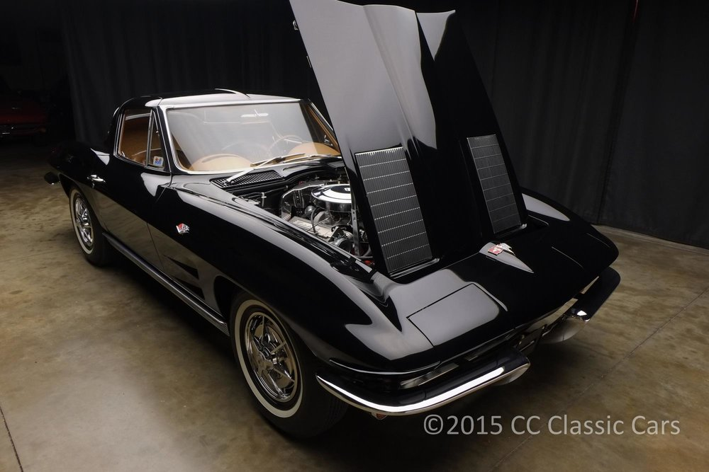 For authentic NCRS restorations we can refinish these cars in a single stage lacquer applied like it was intended by General Motors. Our authentic finishes regularly receive zero paint point deductions under NCRS rules.