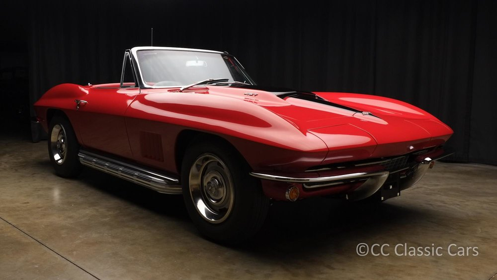 Restoration County Corvette - Classic car rebuild