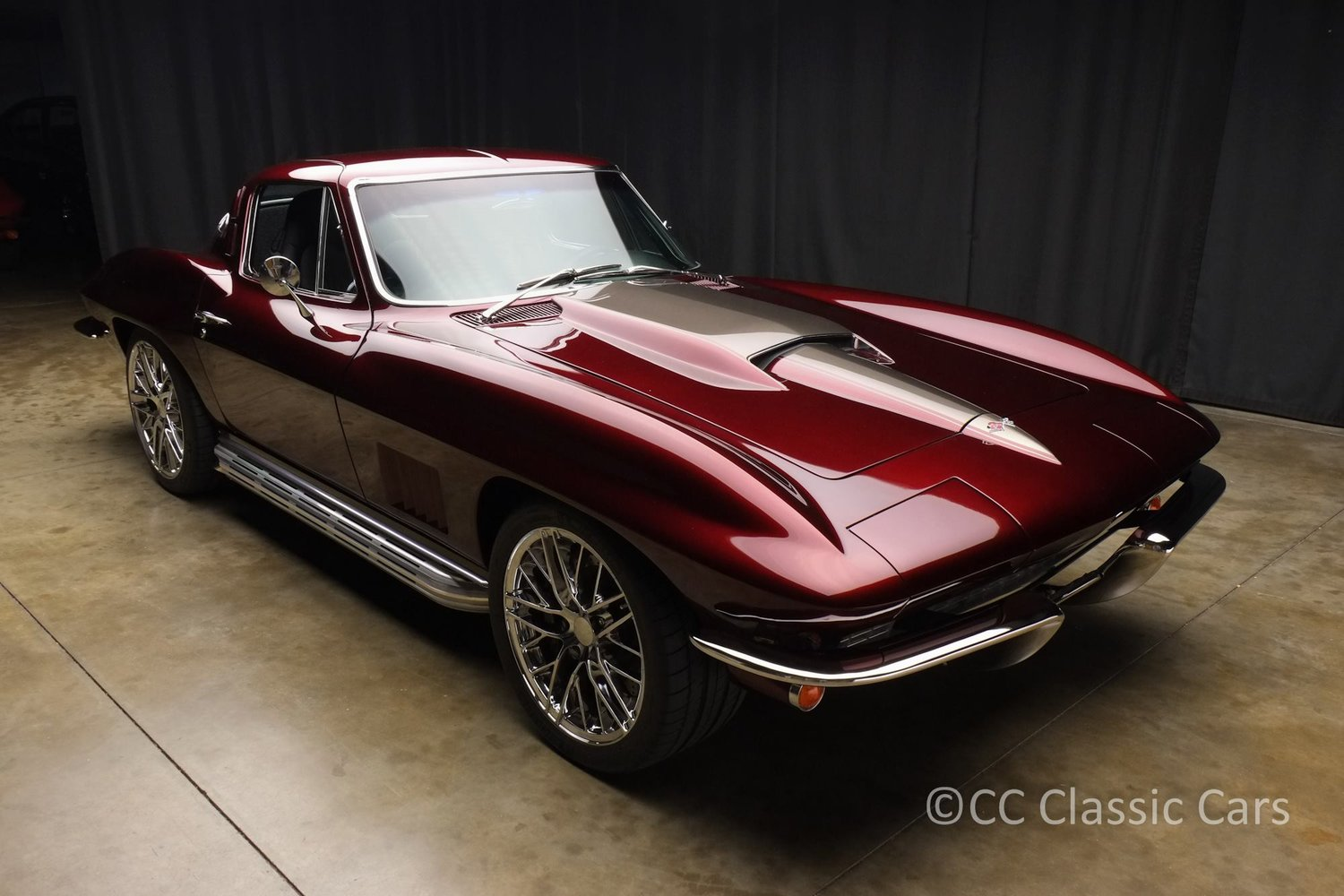 Restomod Custom Builds County Corvette