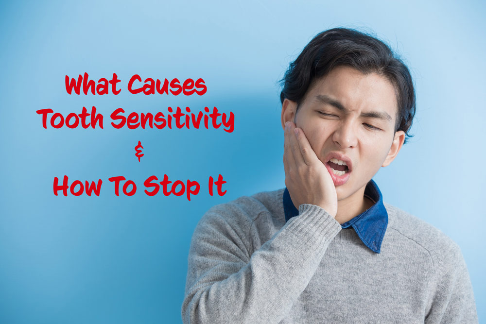 Causes and treatments for sensitive teeth