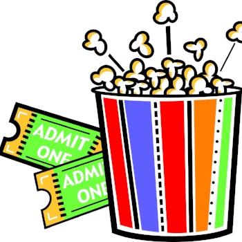 Popcorn and Movie Tickets