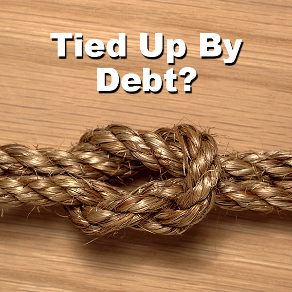 Knot Tying Up Debt
