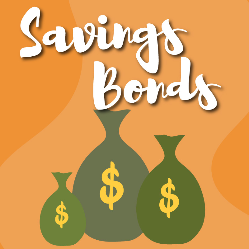 Savings Bonds Graphic
