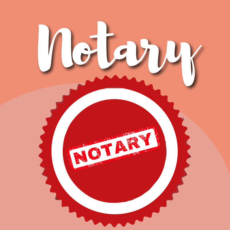 Notary Graphic