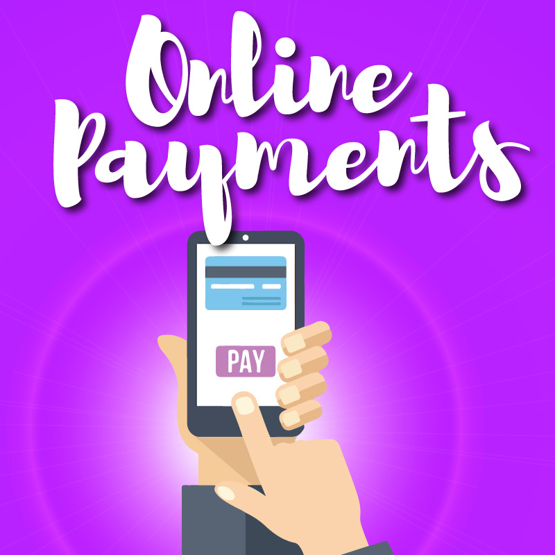 Online Payments Graphic