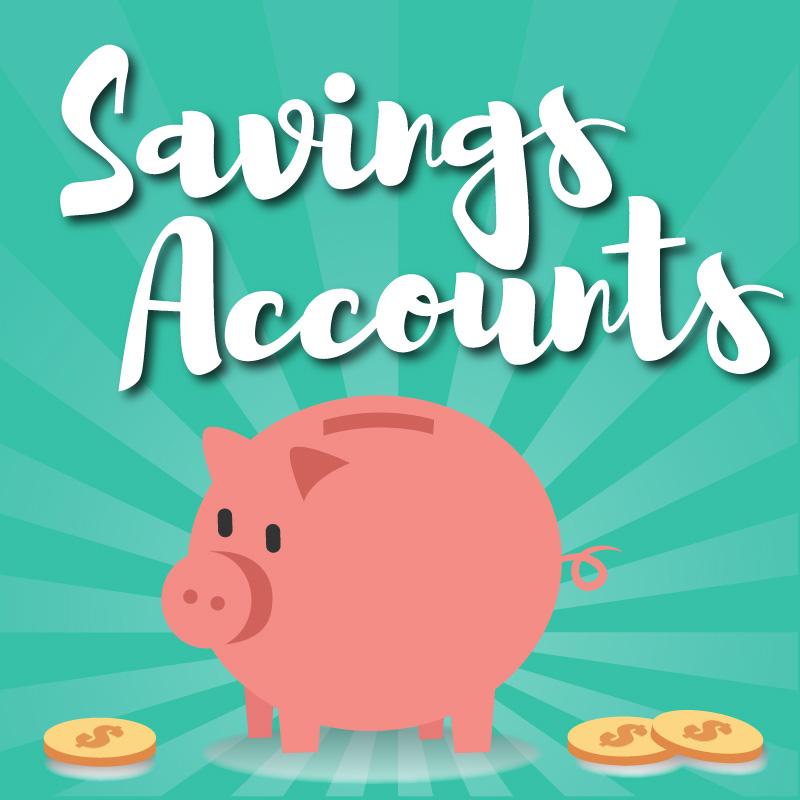 Savings Accounts Graphic