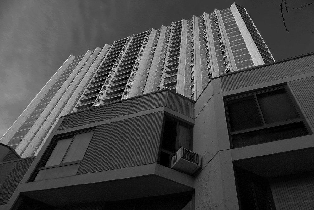 101 Clark Street, Cadman Towers. Credit: NYC Urbanism,2017.