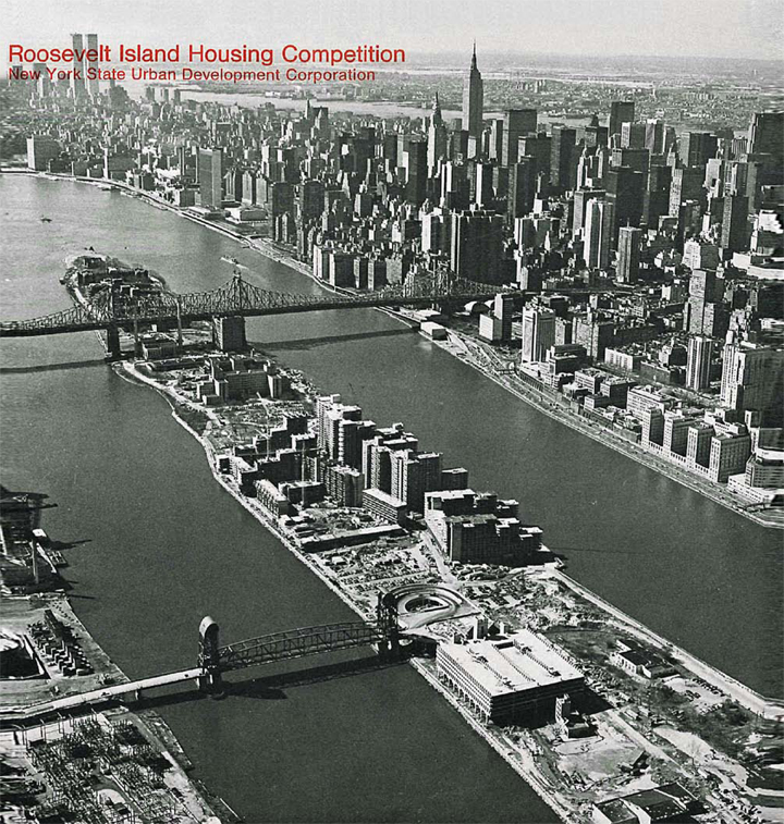 Philip Johnson, John Burgee, New York State Urban Development Corporation,  The island nobody knows,  1968.  View the full report here .