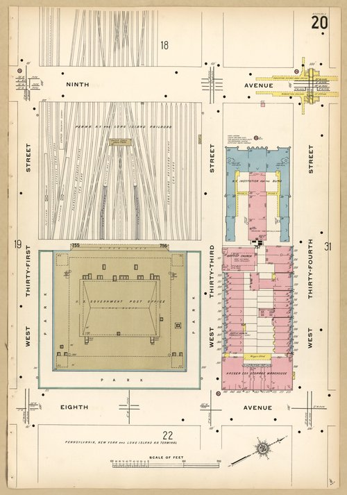 Maps And Drawings Nyc Urbanism