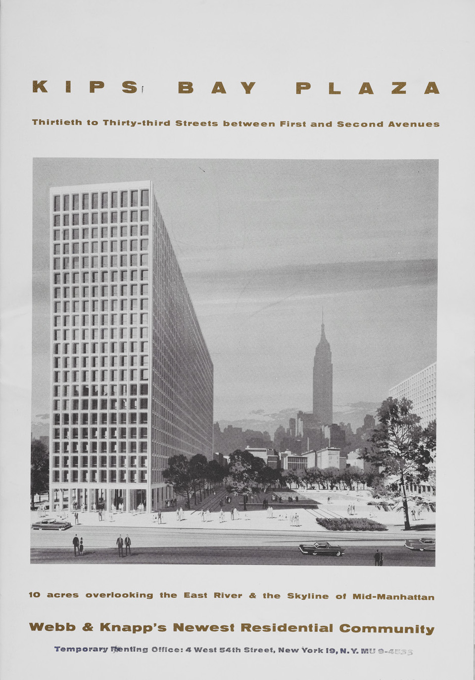 New York Real Estate Brochures Collection - Columbia University
