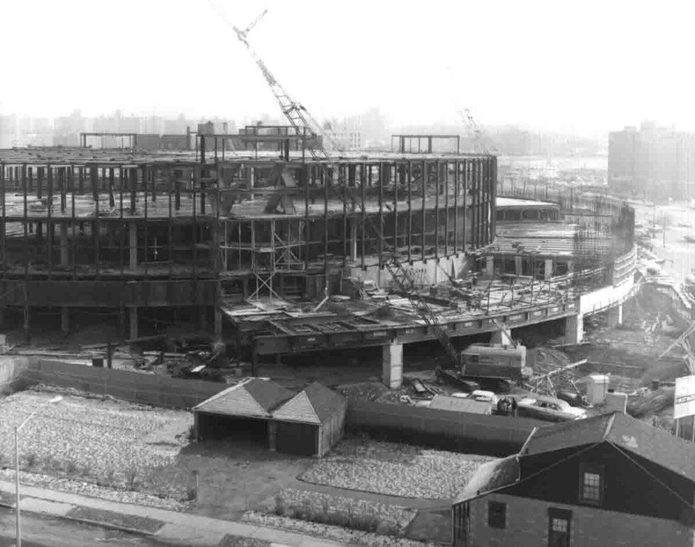 Macy's construction