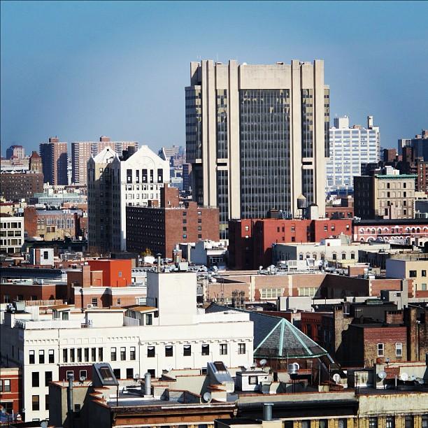 ACPB in the Harlem skyline