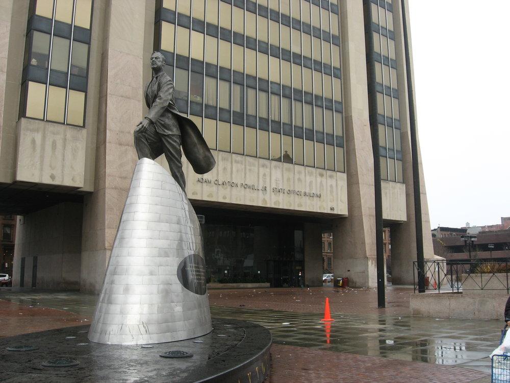 Adam Clayton Powell Building Plaza