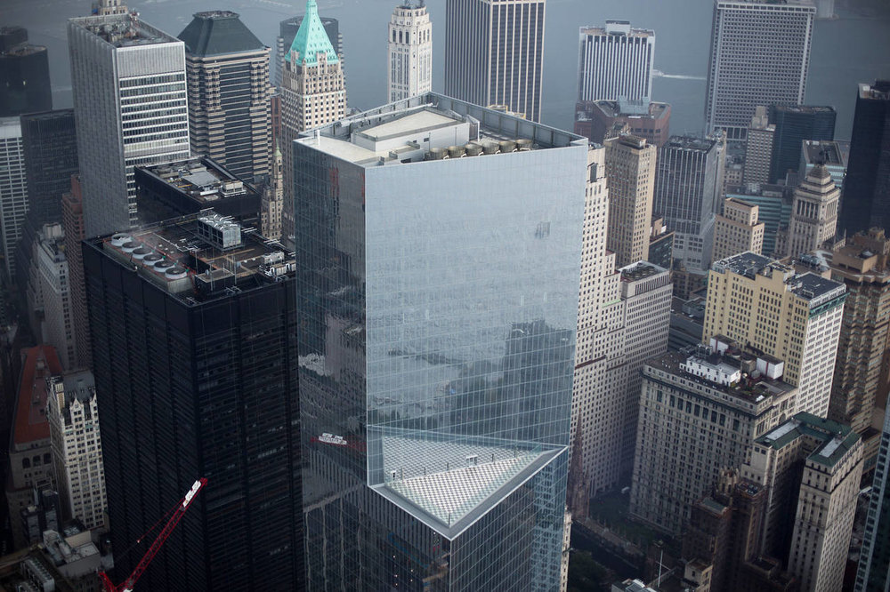 4 WTC. Credit: Wall Street Journal.
