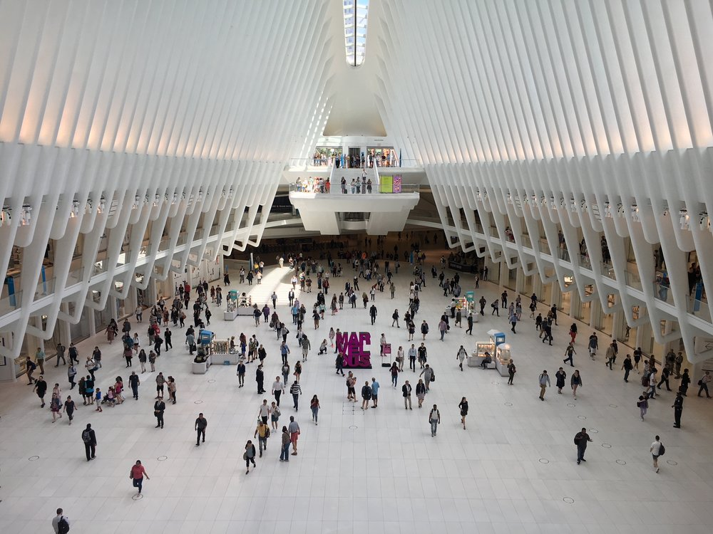 The Oculus, June 2018