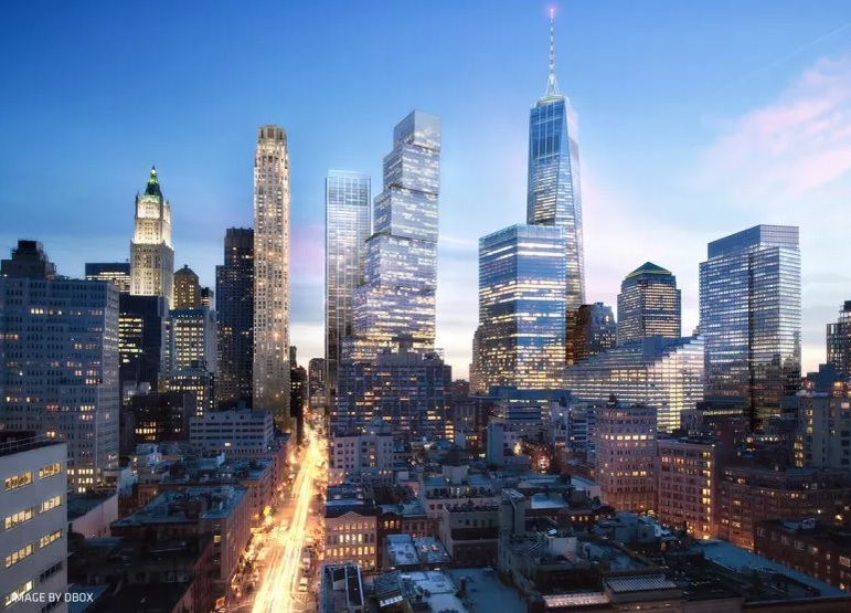 WTC UPDATE - SIXTEEN ACRES, SEVENTEEN YEARS:THE STATUS OF THE WTC COMPLEX