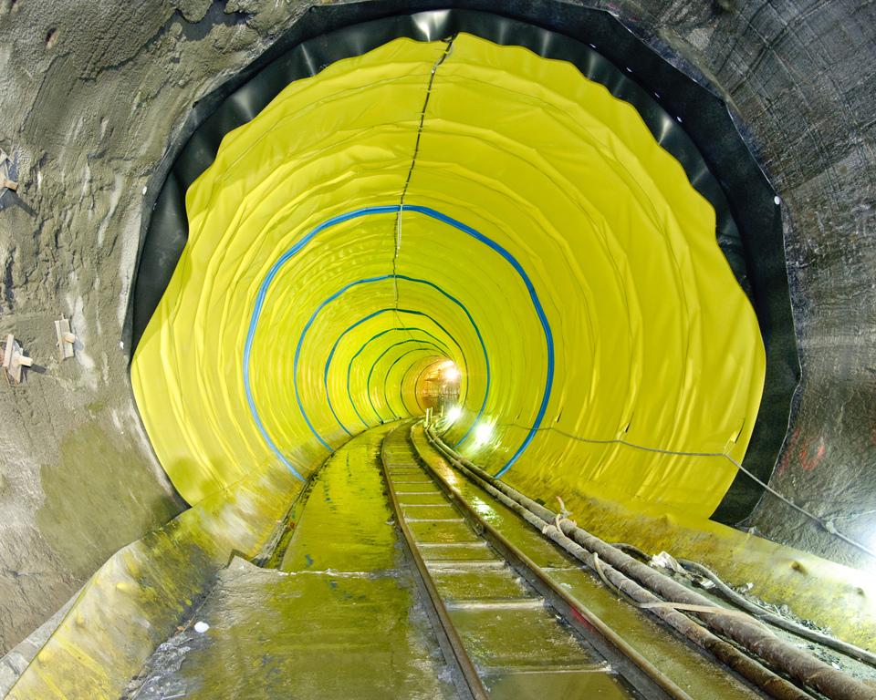 Copy of Waterproofing East Bound Tunnel, June 2011