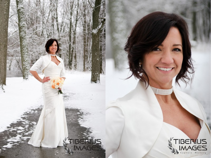 wedding photography in lansing // outdoor wedding ceremony (12)