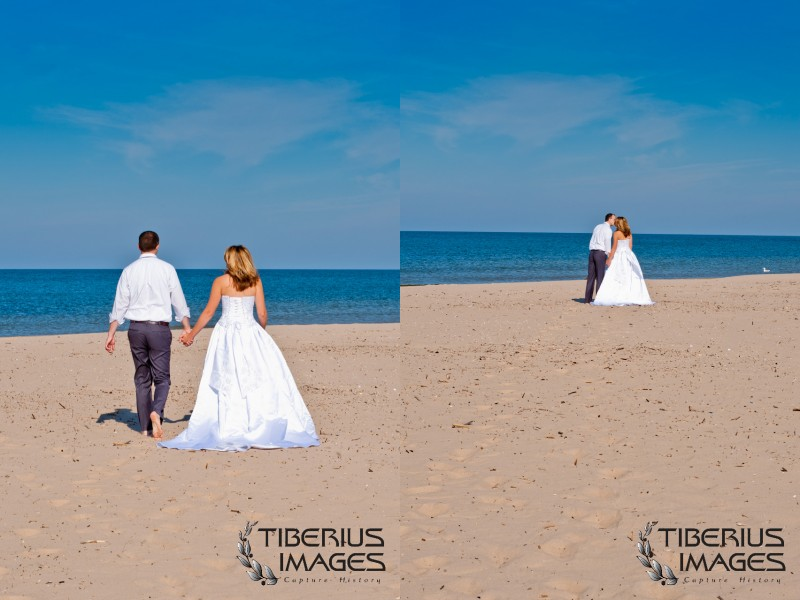 lake michigan trash the dress, grand rapids wedding photographer (15)