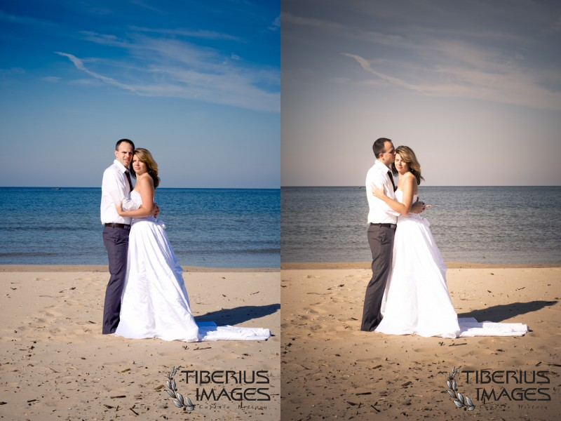 lake michigan trash the dress, grand rapids wedding photographer (14)