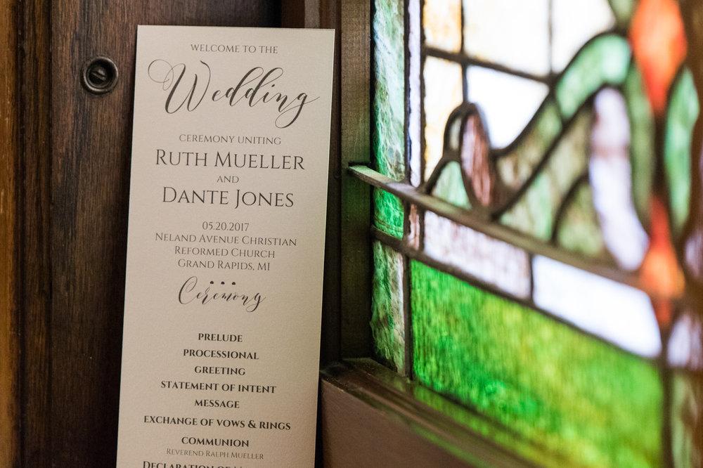 Dante Ruth Grand Rapids Wedding At The Gallery At Divani