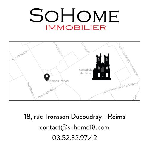 contact agence SoHome