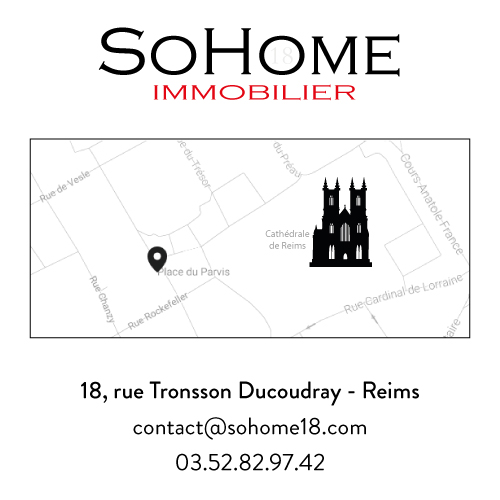 contact agence SoHome