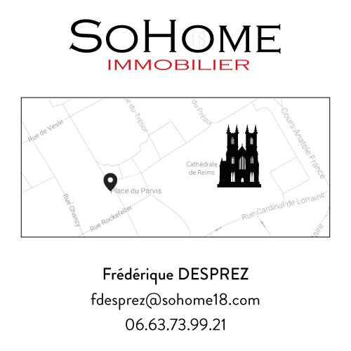 contact agence SoHome location