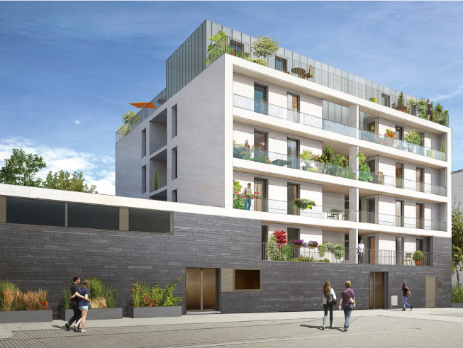 résidence proche hyper centre Ponsardin
