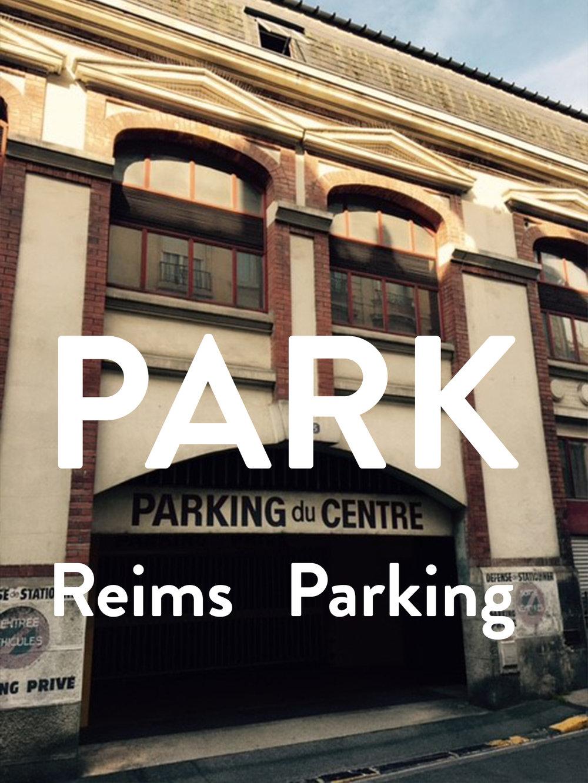parking hyper centre ville reims