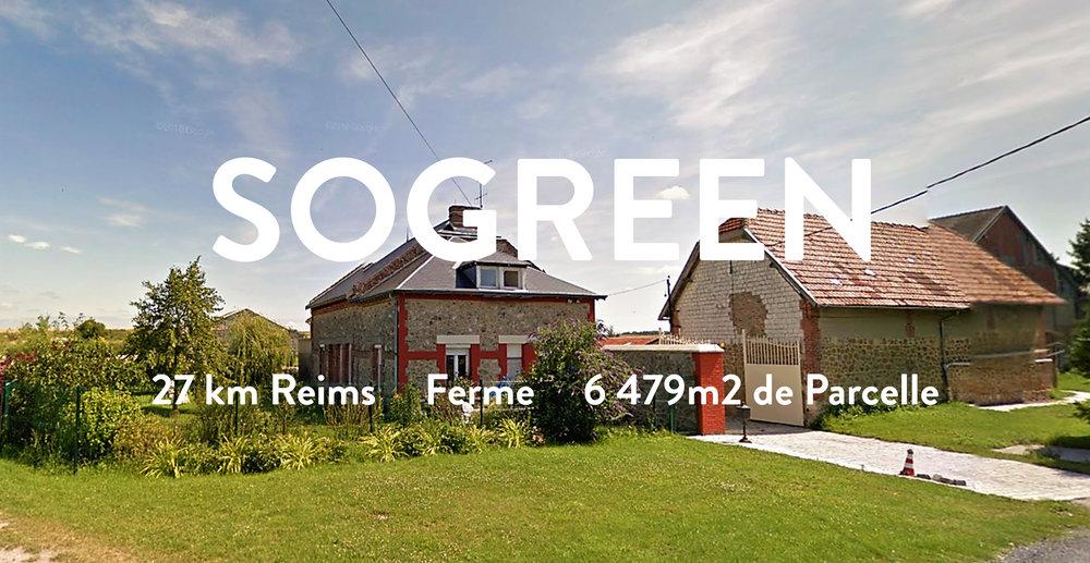 Ferme 27km Reims