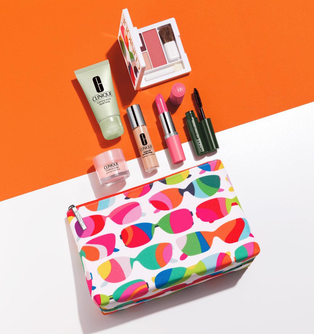 Clinique Beauty Bag