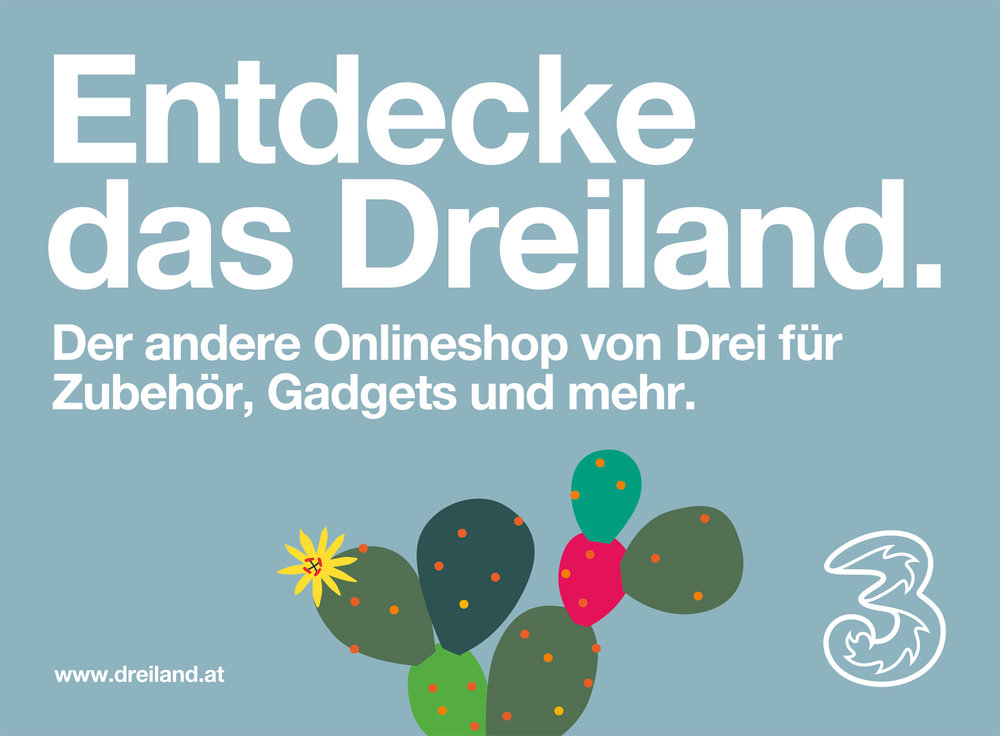 Three Austria - Drieland