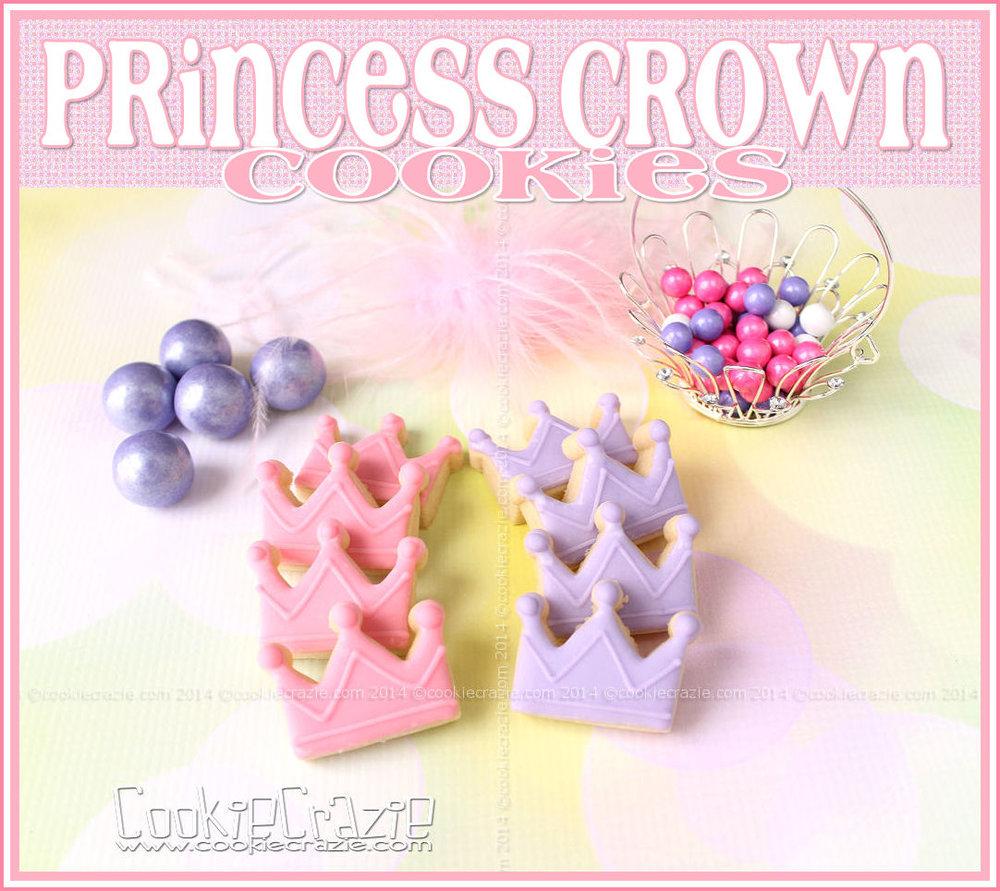 http://www.cookiecrazie.com/2014/02/princess-crowns.html