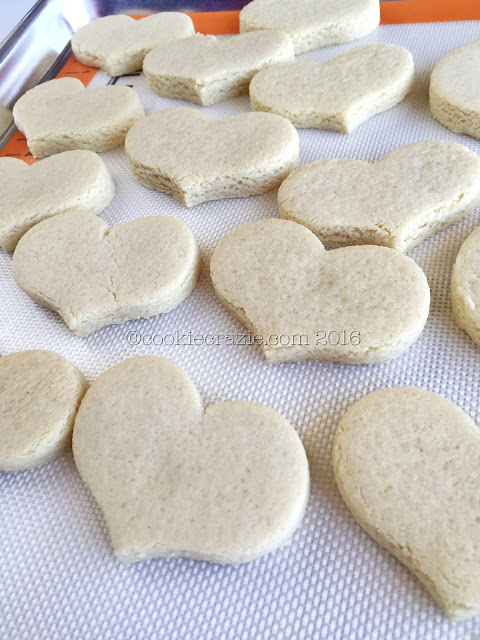 Simple Grain Free And Gluten Free Cut Out Sugar Cookies Recipe