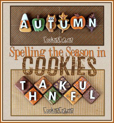 /www.cookiecrazie.com//2013/11/spelling-autumn-season-in-cookies.html