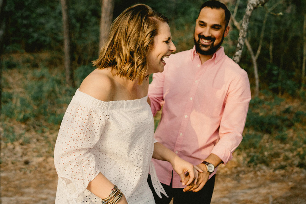 Steph & Ryan Huntsville State Park Engagement-67.jpg