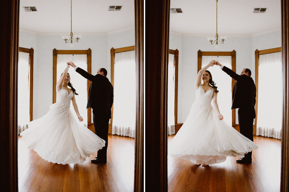 jenna being twirled in room.jpg