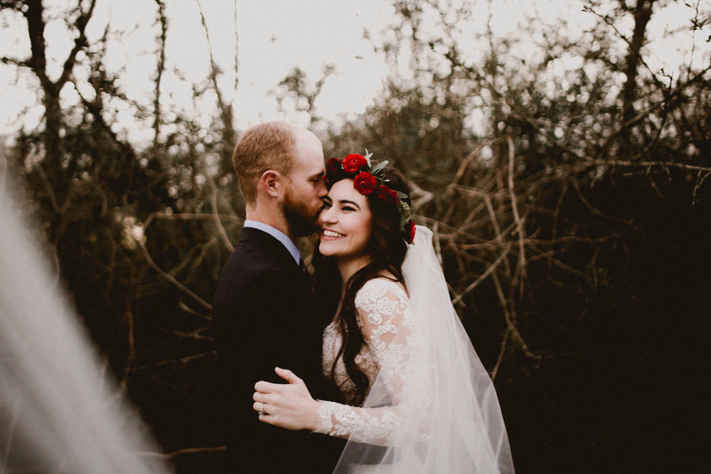 Moody Elopement Texas Century Tree Productions
