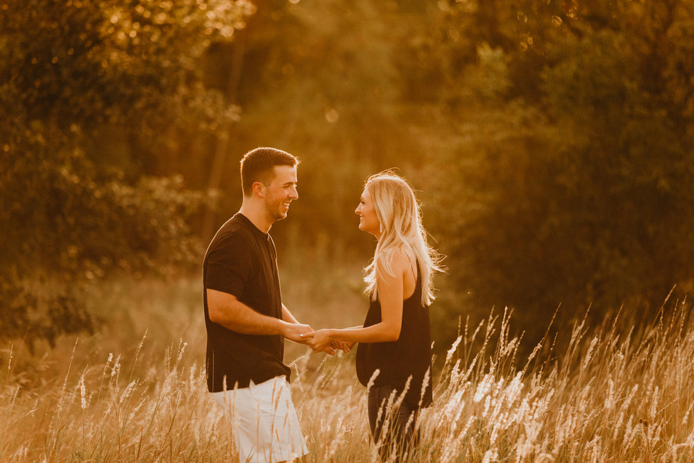 Golden Hour Engagement Portraits Texas-3.jpg