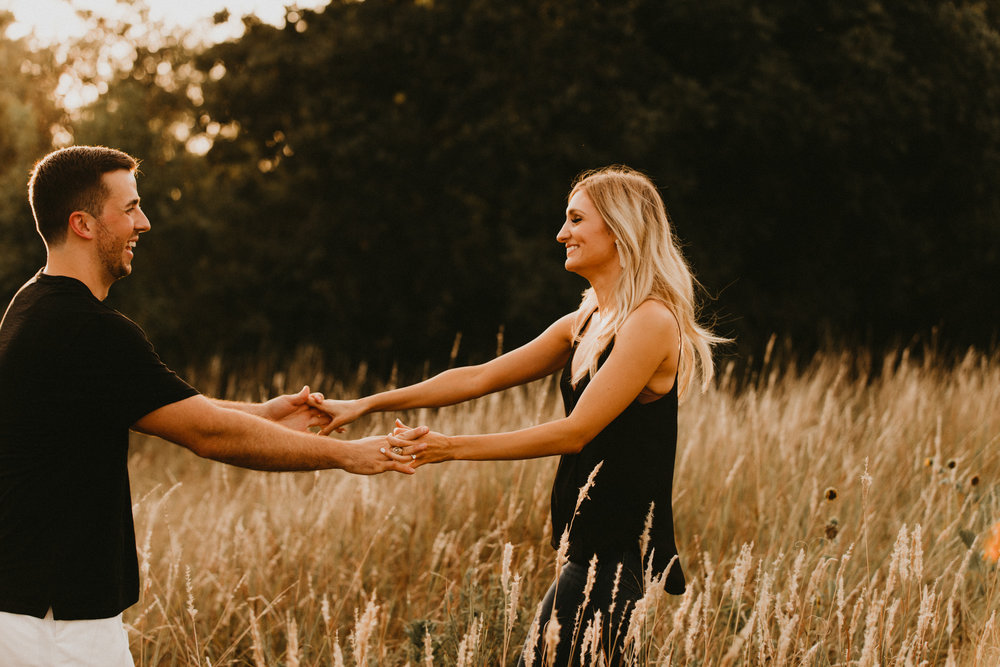 Golden Hour Engagement Portraits Texas-7.jpg