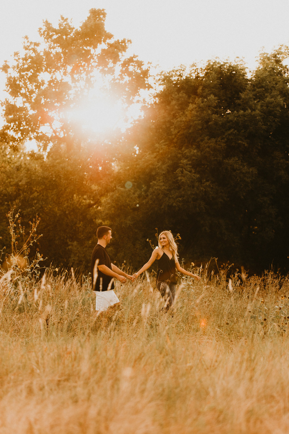 Golden Hour Engagement Portraits Texas-12.jpg