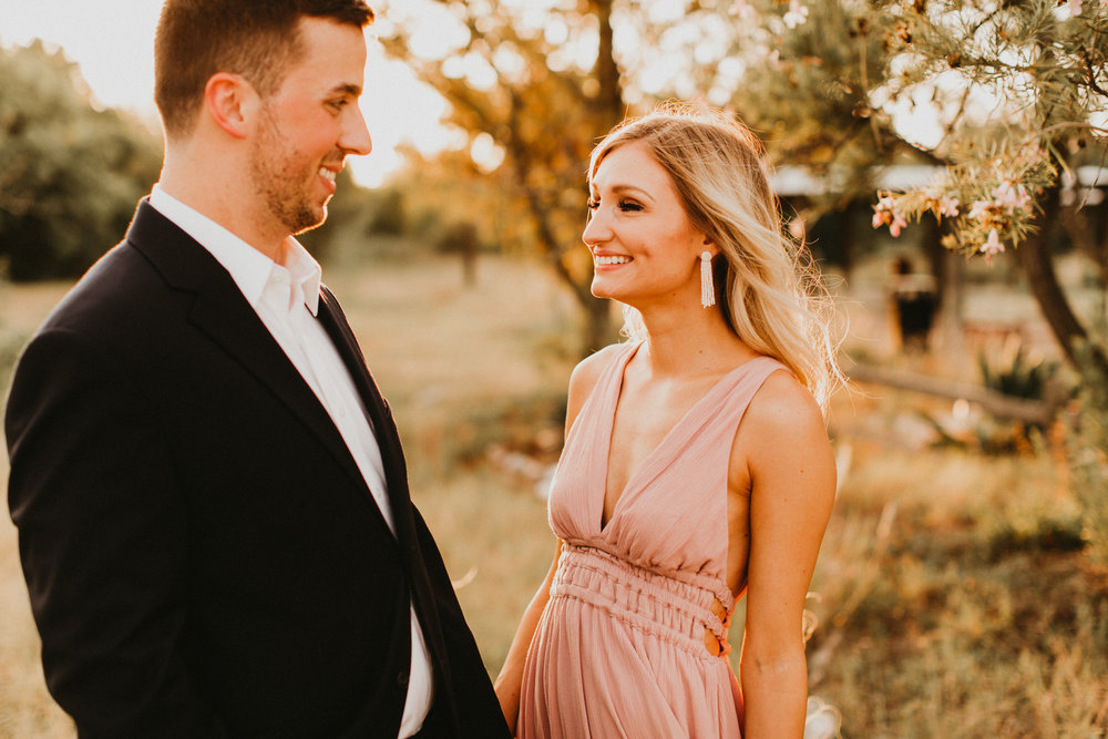 Golden Hour Engagement Portraits Texas-20.jpg