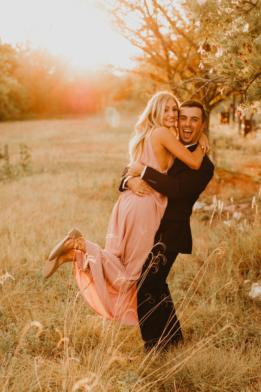 Golden Hour Engagement Portraits Texas-24.jpg