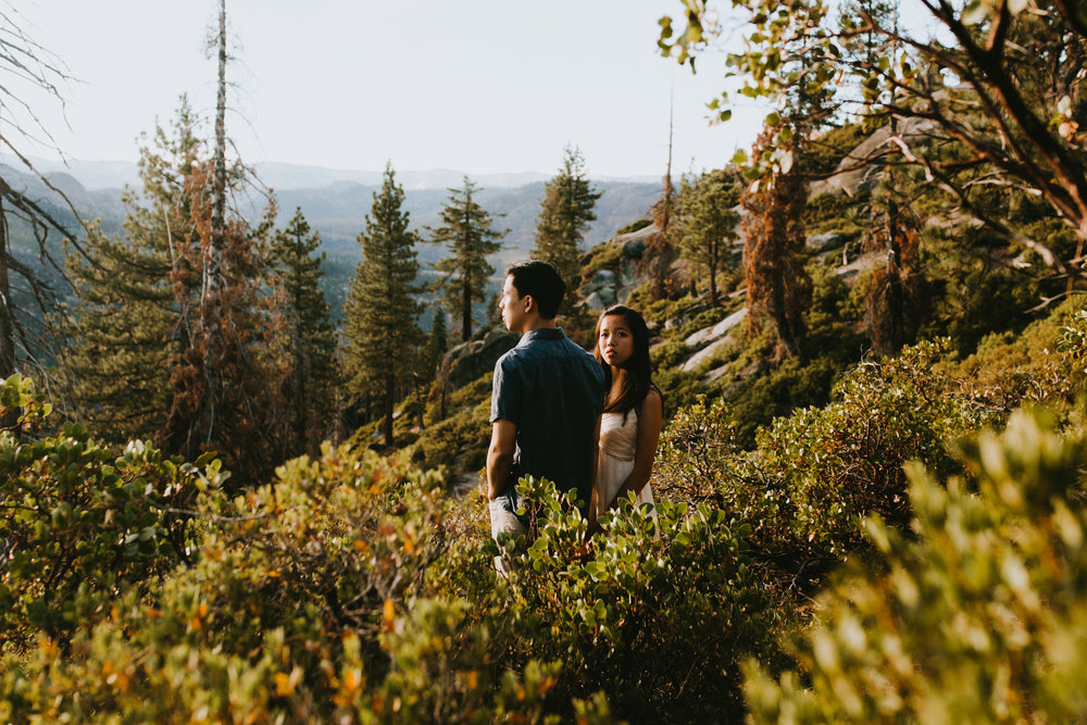 Sunrise at Glacier Point Yosemite Engagement Session-54.jpg