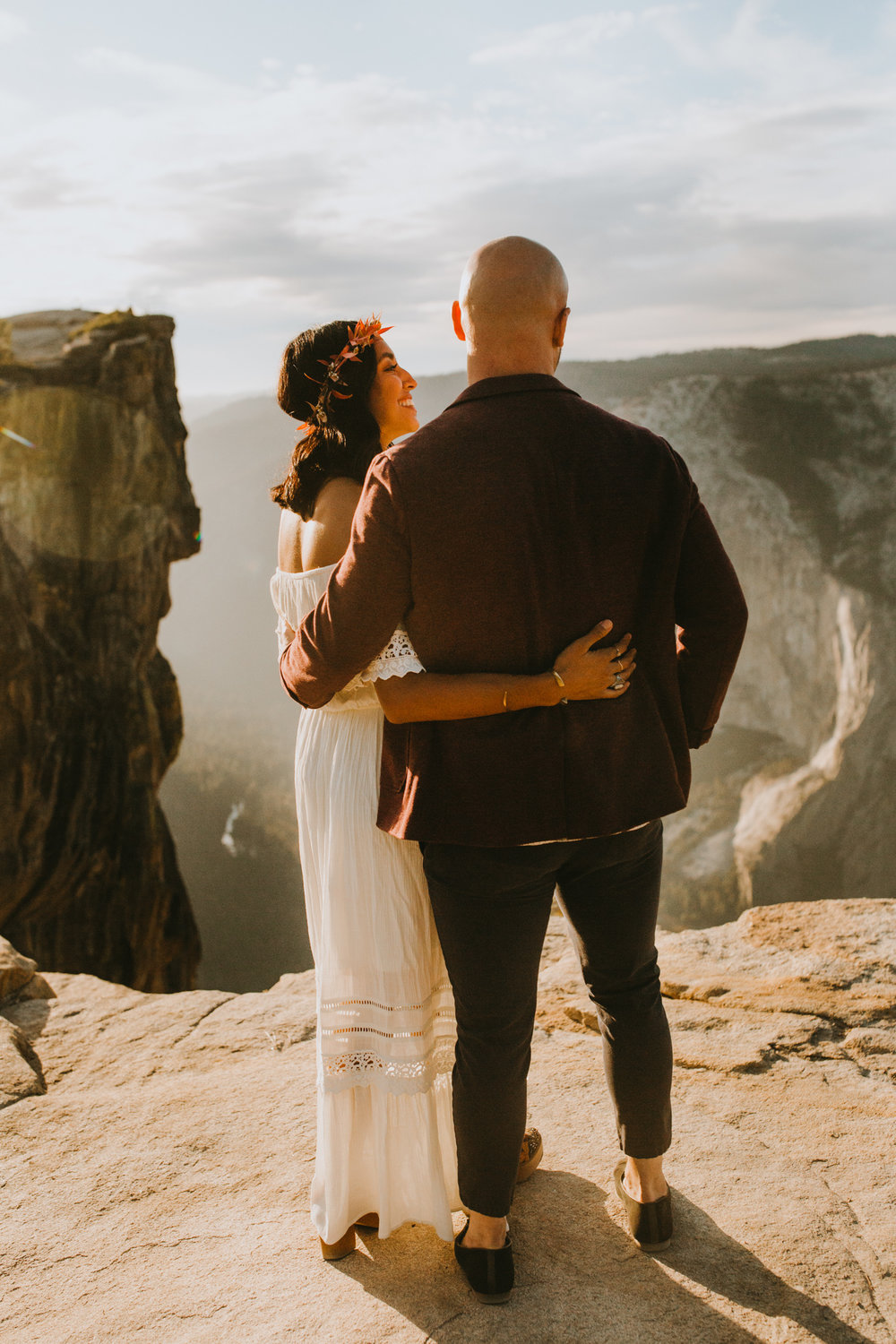 Yosemite Elopement Sunset Taft Point-45.jpg